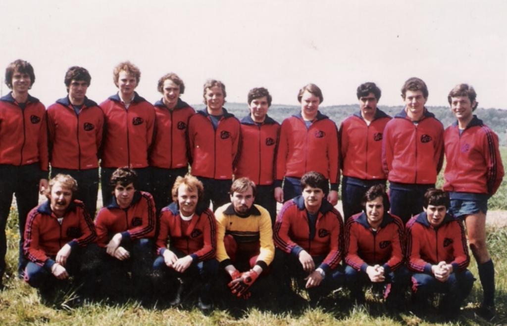 VfB Lantershofen - 1 Mannschaft 1980