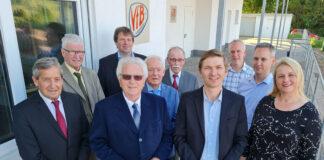 VfB Lantershofen Vorstand